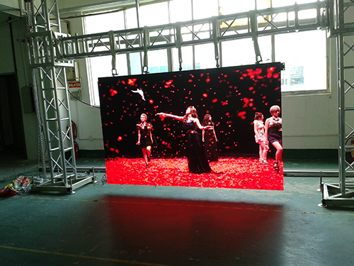 P3 Indoor Full Color LED Display For rental