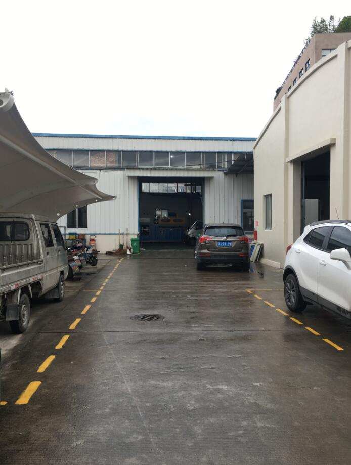 blow molding machine factory