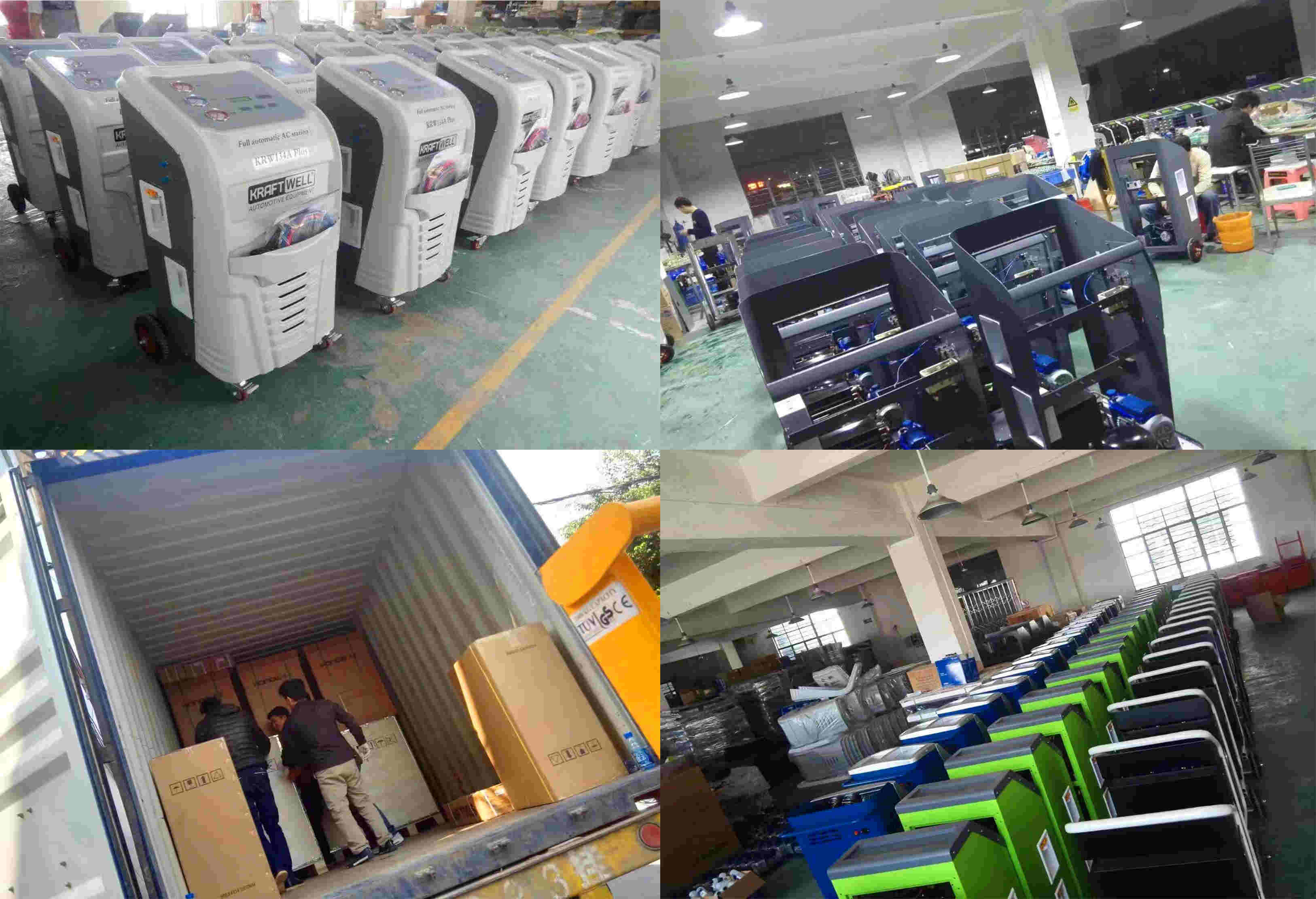 air conditioning repair equipment exhibition