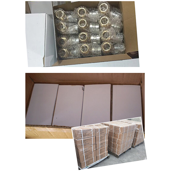 Our package for valves
