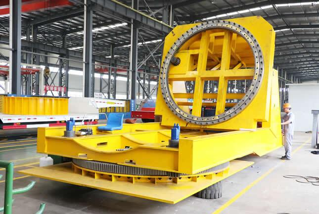 carrier for wind power
