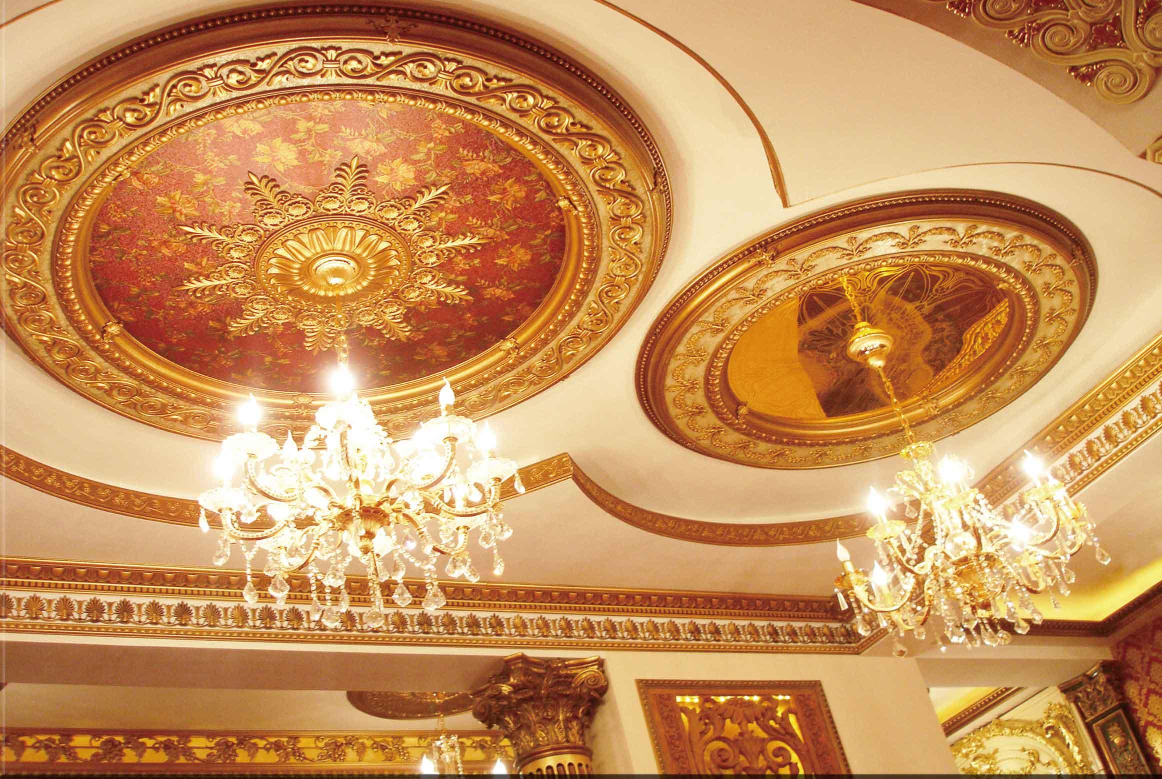 Effect of Exquisite Ceiling