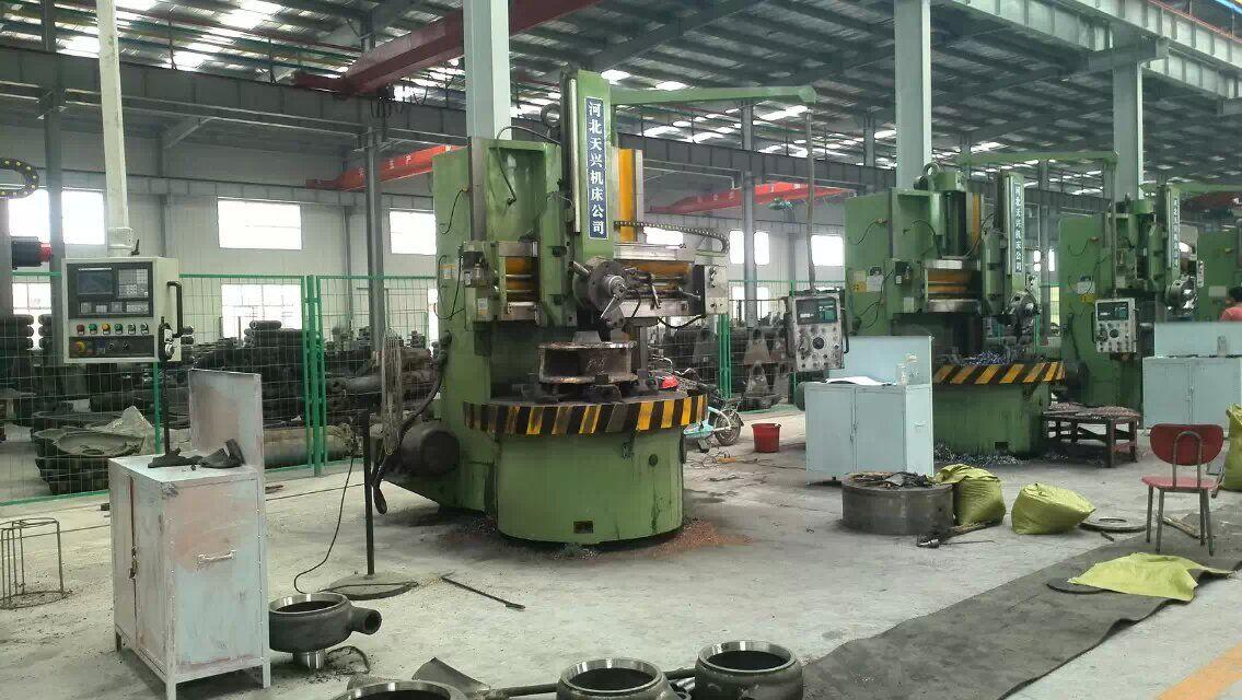 centrifugal Water pump process machine