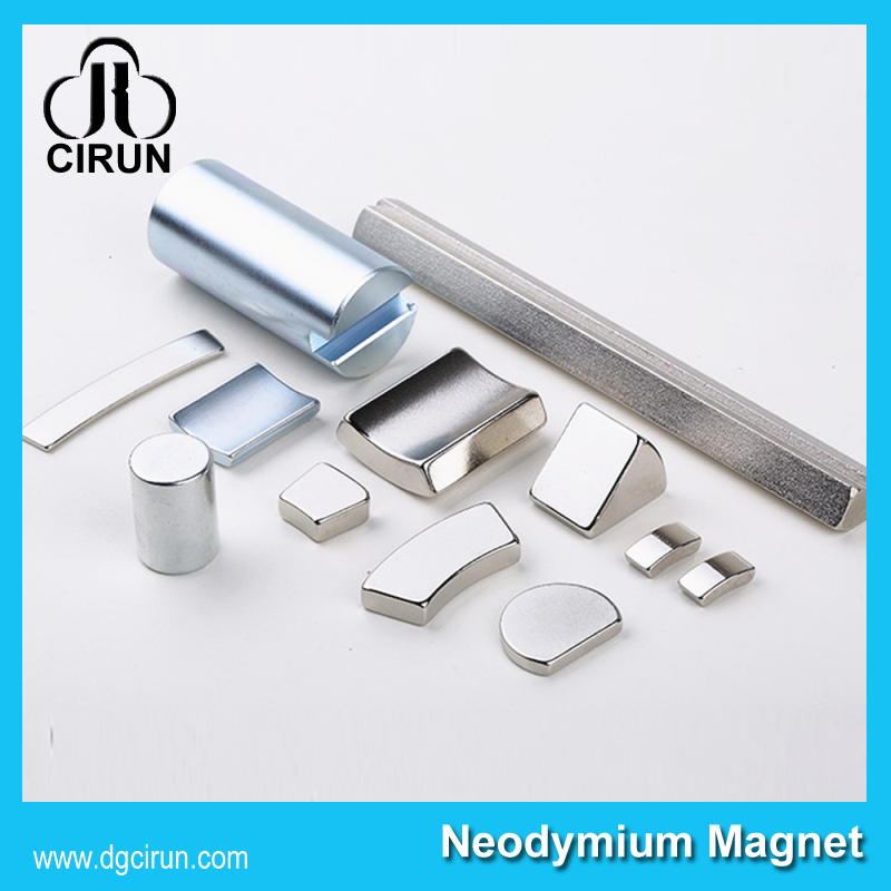 Custom NdFeB Neodymium Magnets