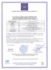 Machine Roomless Passenger Lift CE Certificate