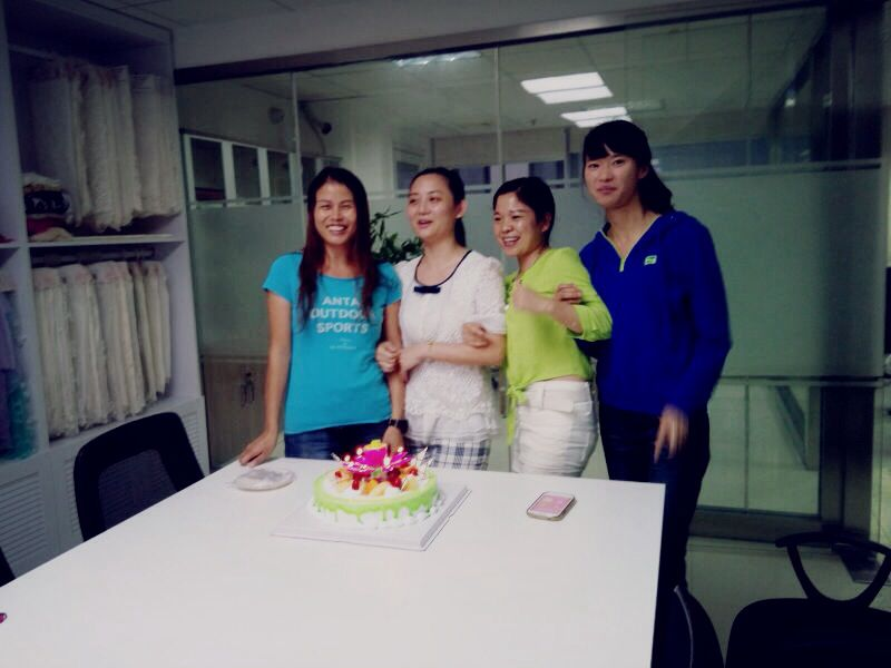 Our Team- Colleague birthday