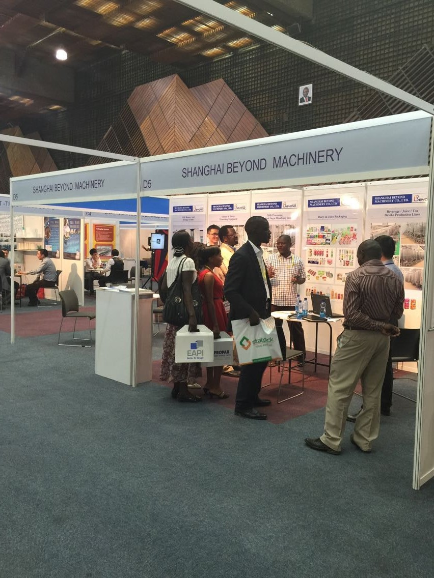 east Africa exhibition