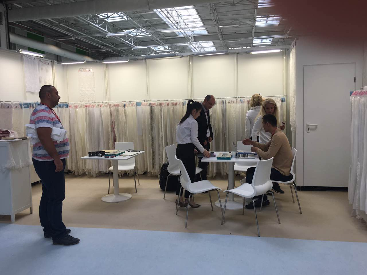 Texworld Paris 12-15 Sep.2016