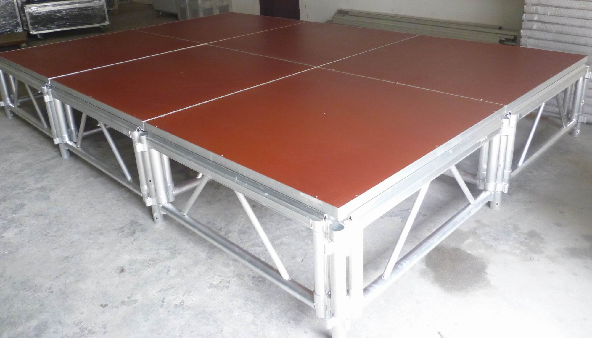 Hot sale moving stage 1.22m*1.22m