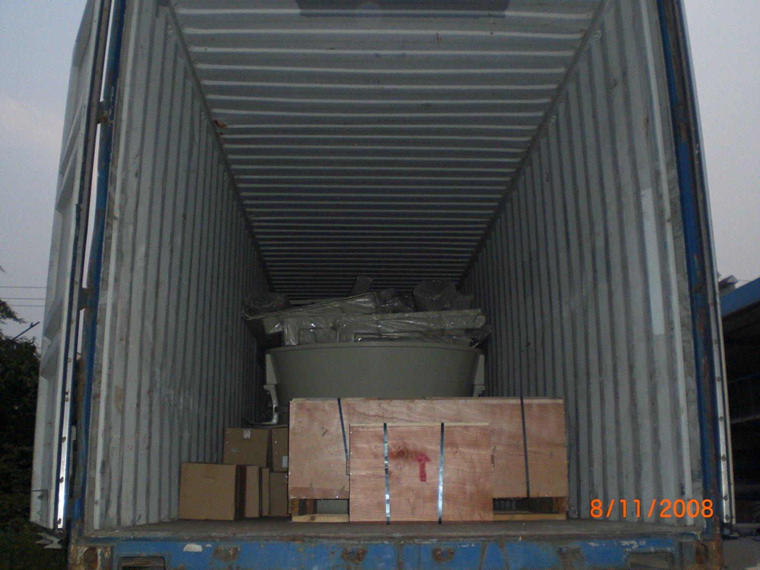 Shipments 0I