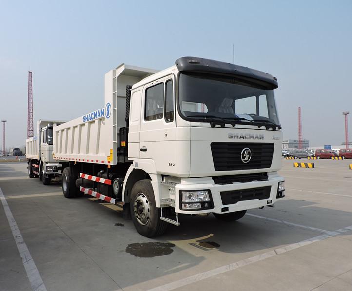 Truck At Port 3