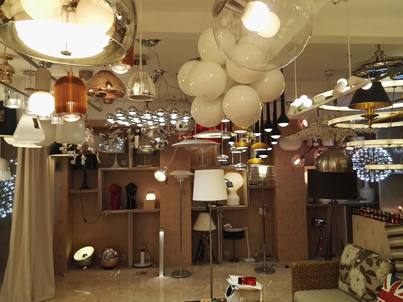 Lamp show 1