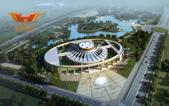 Papua New International Conference Center of office furniture