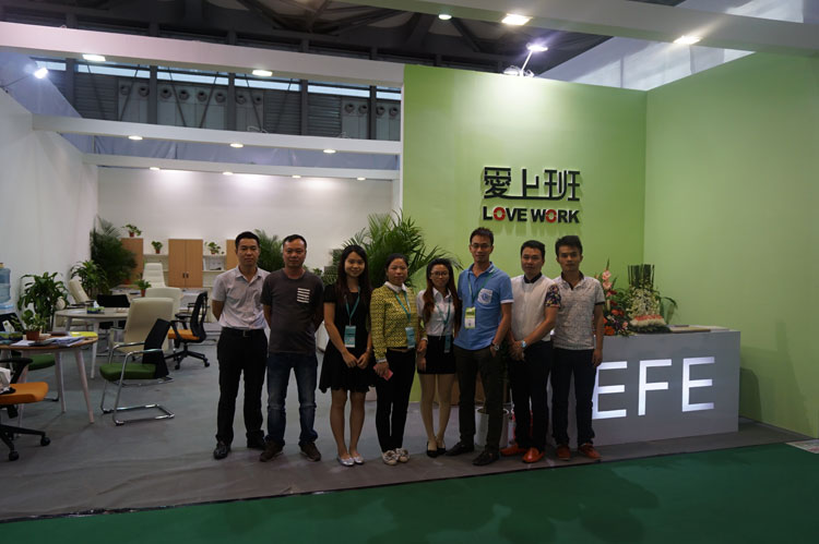 2015 China International Furniture Fair (Shanghai)