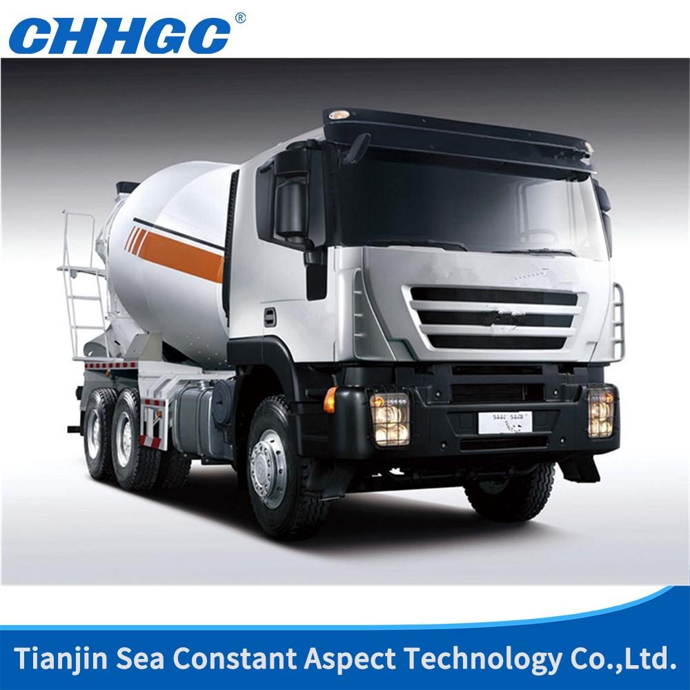 Hot Sale SAIC IVECO Genlyon Concrete Mixer