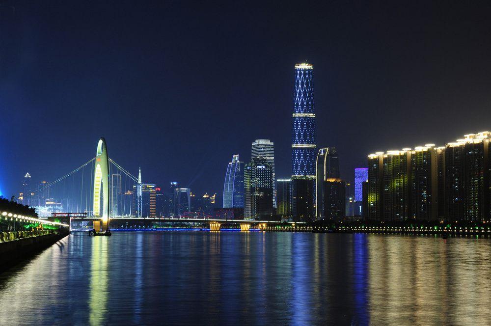 Guangzhou International Finance Center (IFC)