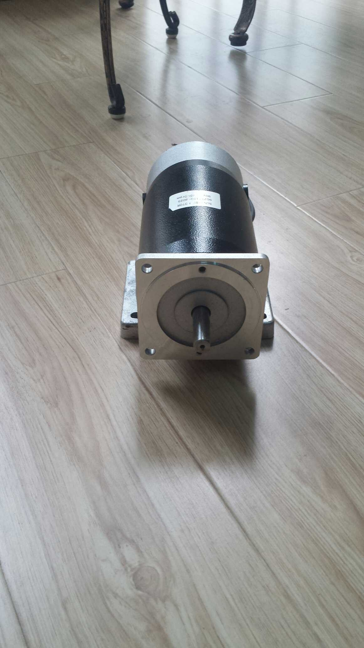 90VDC 375W 2N.M magnet DC motor
