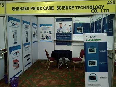 2013 MWA /medic west africa exhibiton in Nigeria