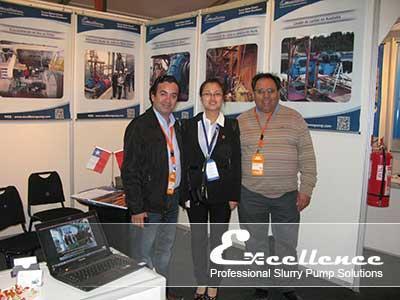 15th Brazilian Mining Congress International Mining Exhibition