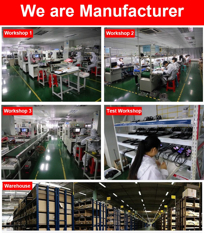 we are manufacture