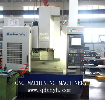 High quality CNC machining metal parts