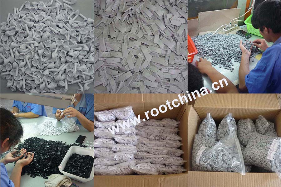 Plastic Product Package&Testing
