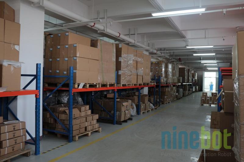 Production Warehouse 1