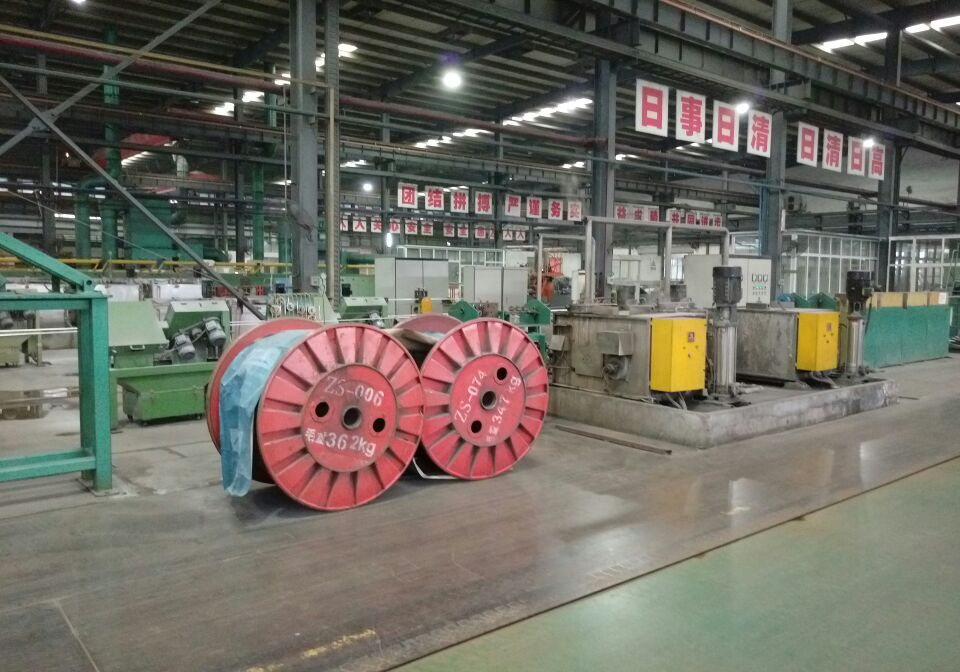 Conclad Extrusion Line from BWE in Britain