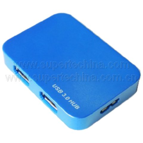 Supertechina (Shanghai) Electronic Co., Ltd. Introduced New USB3.0 Charging Hub