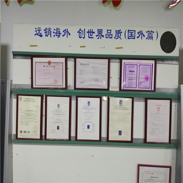 Certificates Show