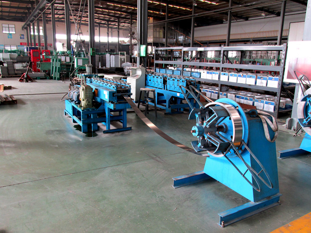 Automatic Forming Line