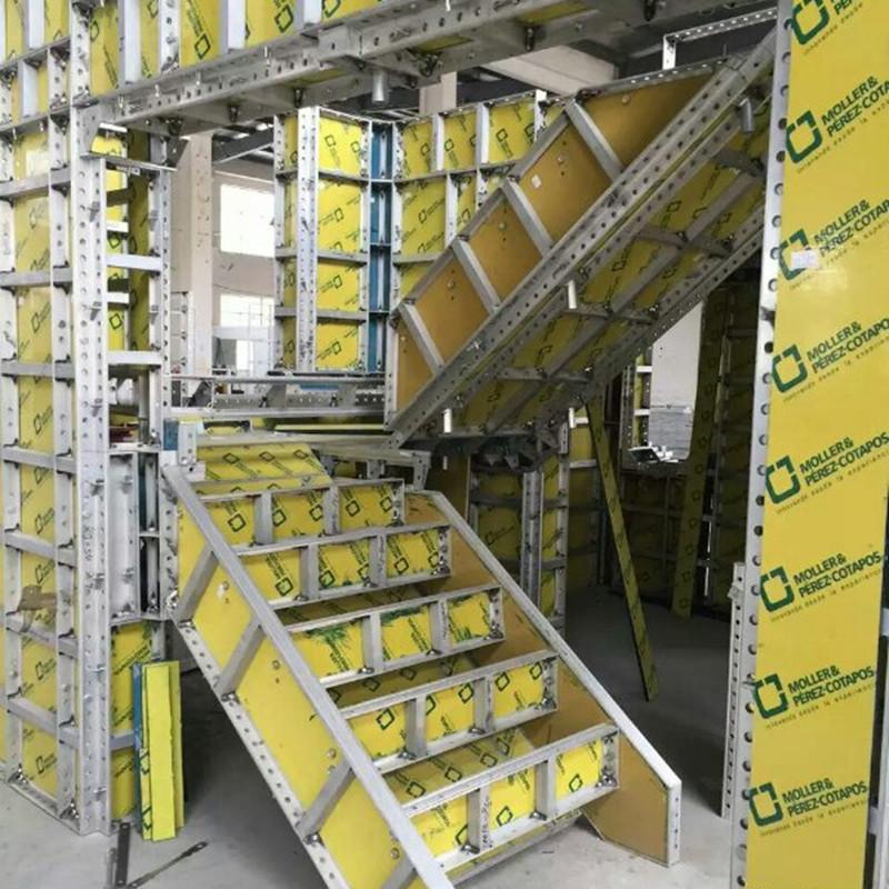 HIGO Aluminum Frame Laminated Formwork Scaffolding System