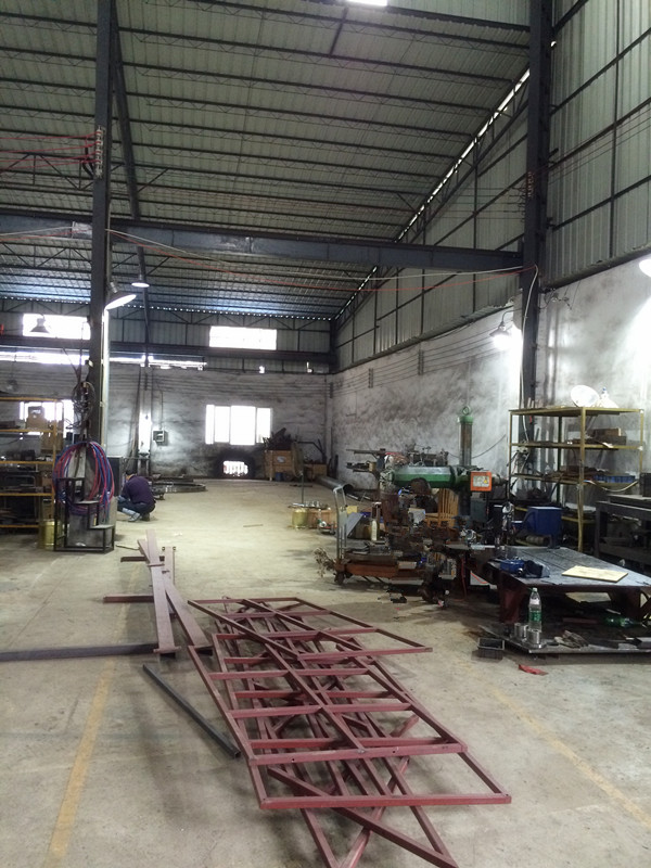 Photo of Factory show