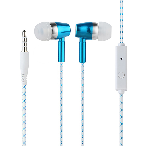 Adjust The Volume of The in-Ear Headphones