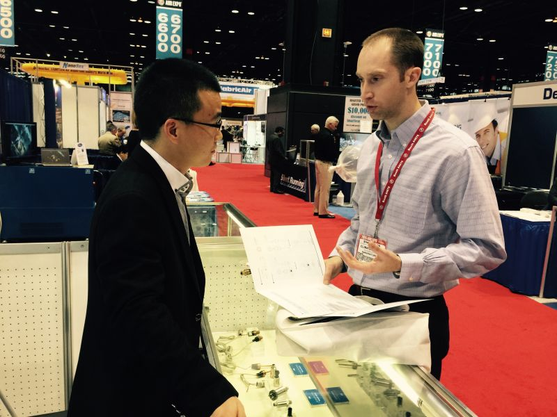 TM In Chicago-2015 U.S.A .AHR