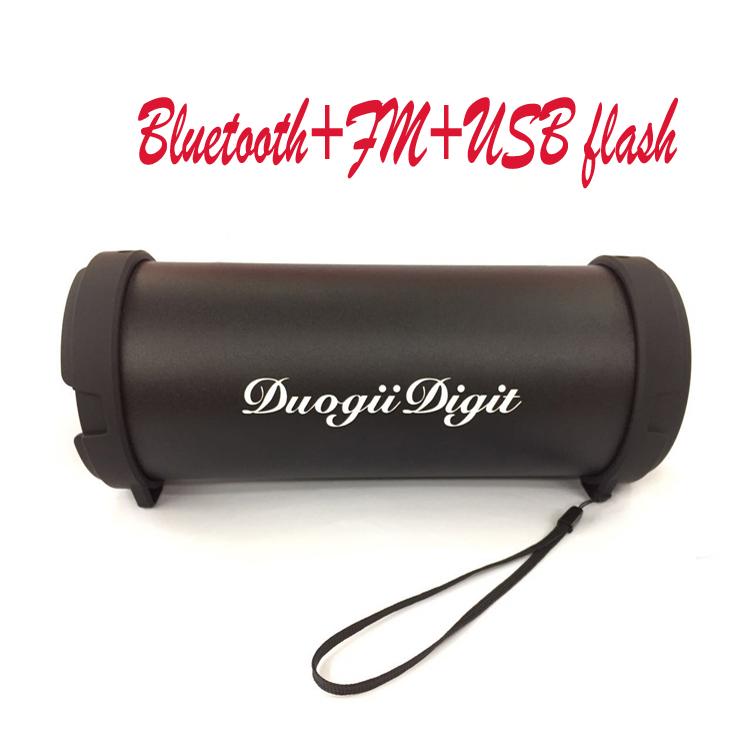 HI-FI 2.5 Inch Bluetooth Speaker 1500mAh Battery 6W Speaker