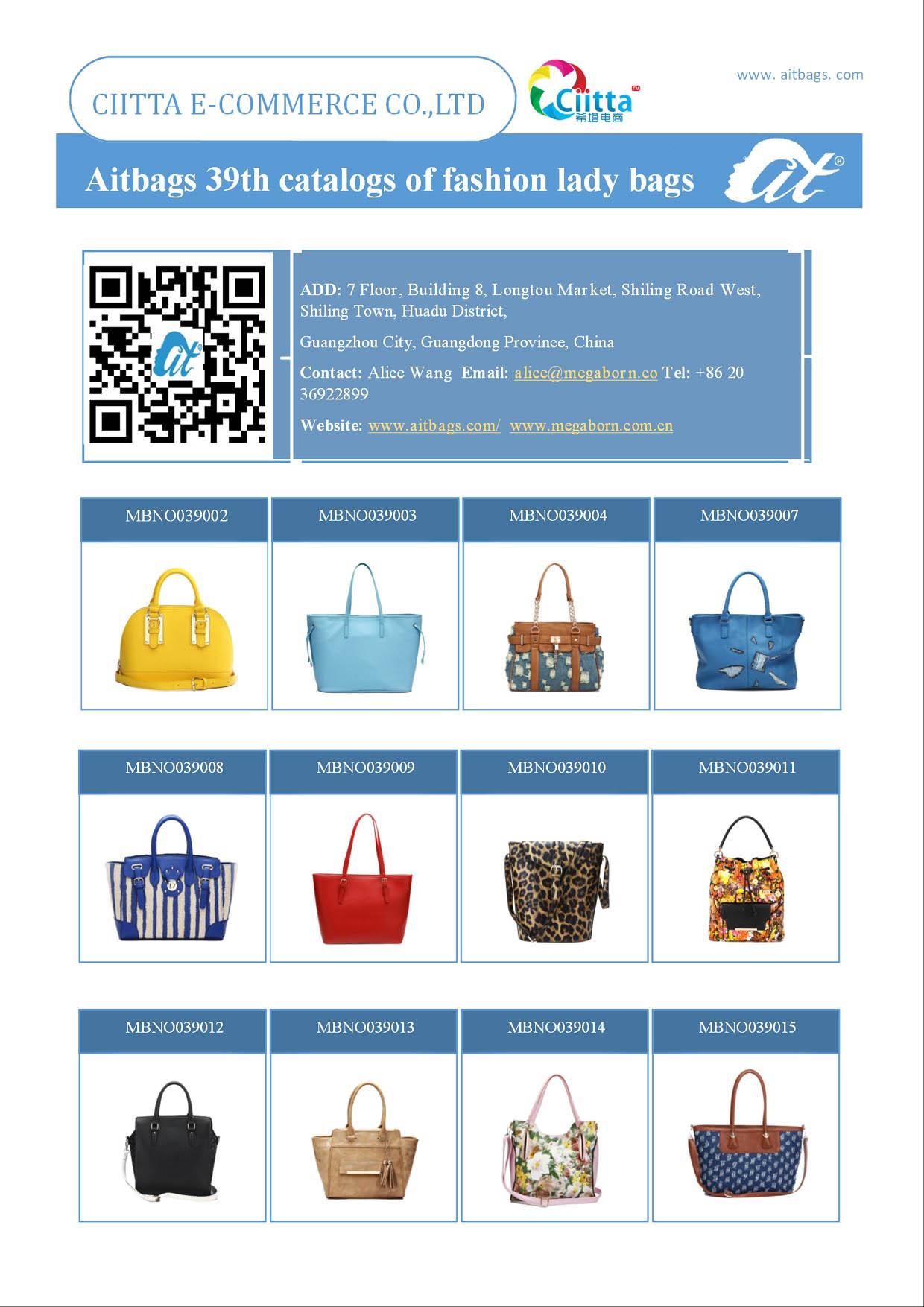 Aitbags 39th Catalogs of Fashion Lady Bag-1