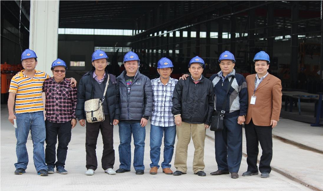 Vietnam - RITA to visit the Factory