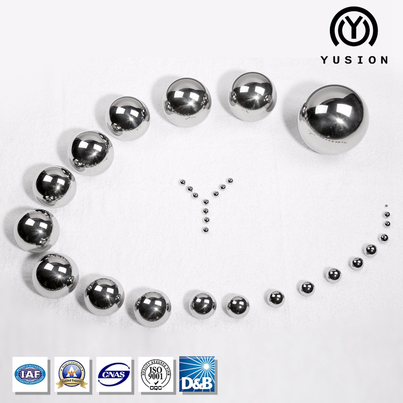59.97mm Chrome Steel Ball (AISI52100/SUJ-2) for Taper Roller Bearing