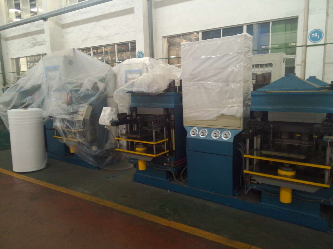 Automobiles Parts Machine Shipping