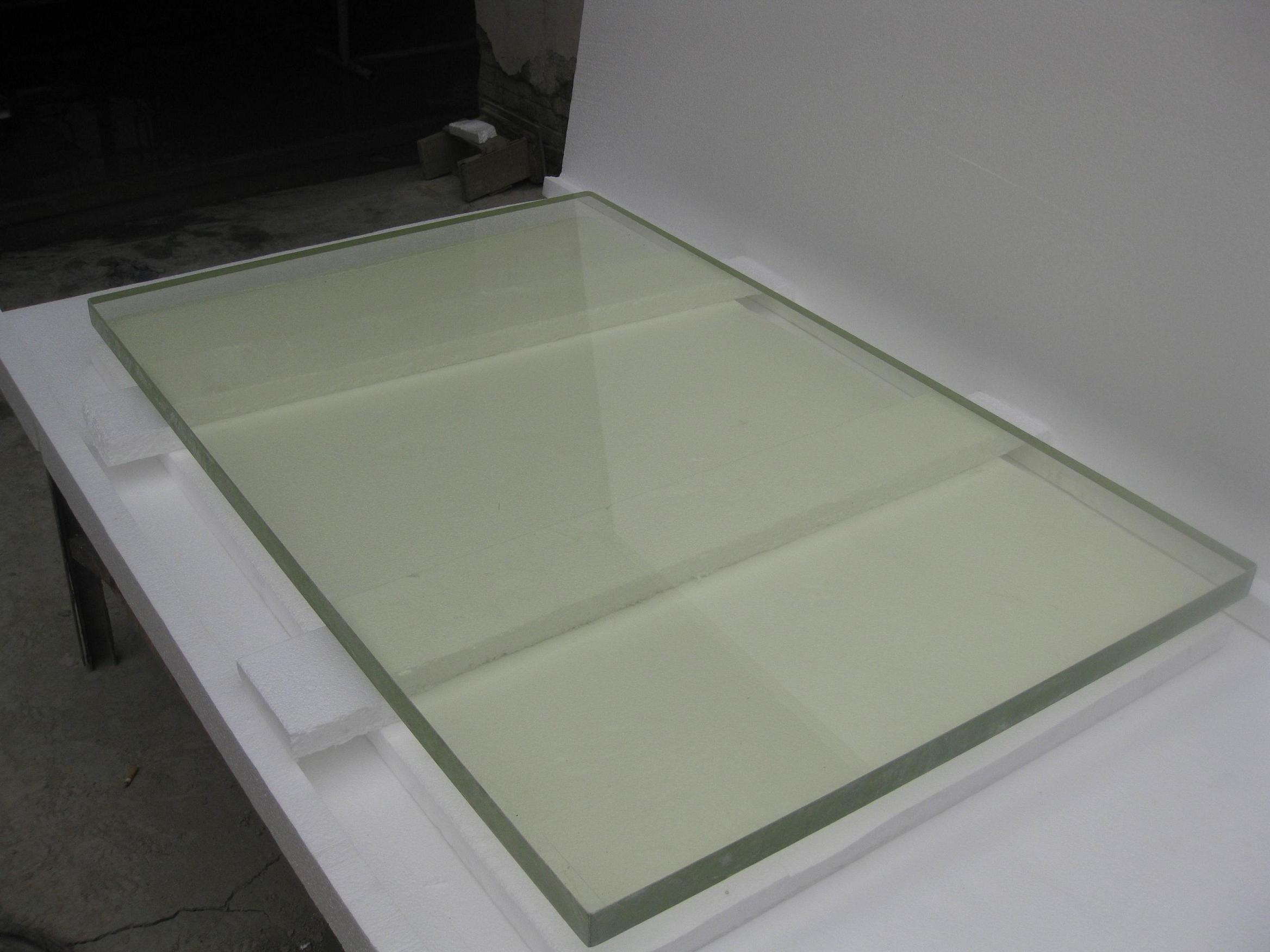 High Quality X Ray Shielding Lead Glass with CE & ISO