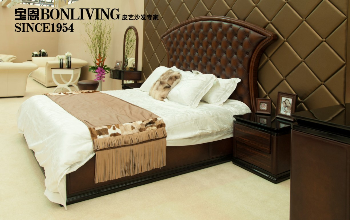 NEW COLLECTIONS IN BONLIVING BOOTH-BEDROOM COLLECTION