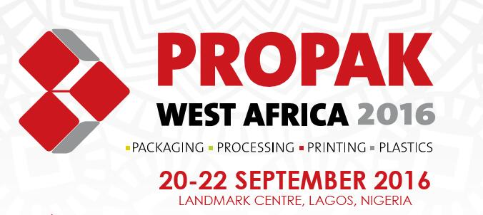 We will attend PROPAK fair in Nigeria