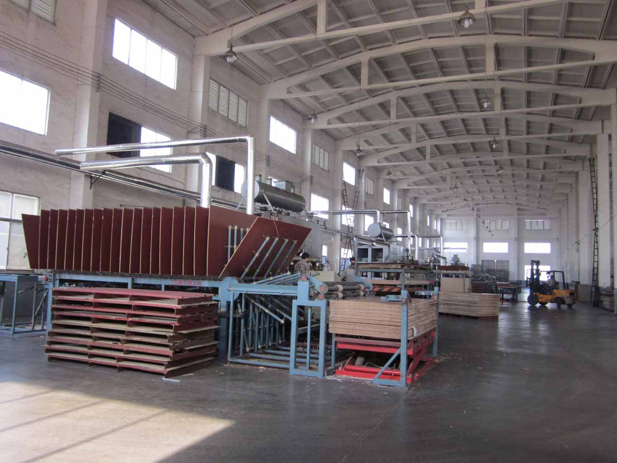 Flooring Production Line