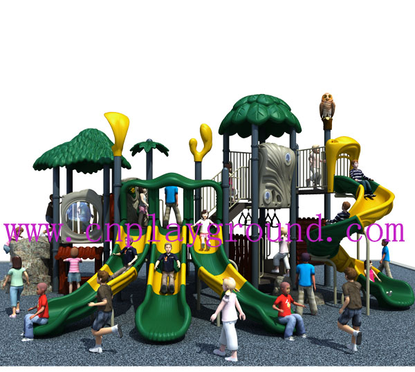 Outdoor Playground sale at bottom for showroom upgrade removal
