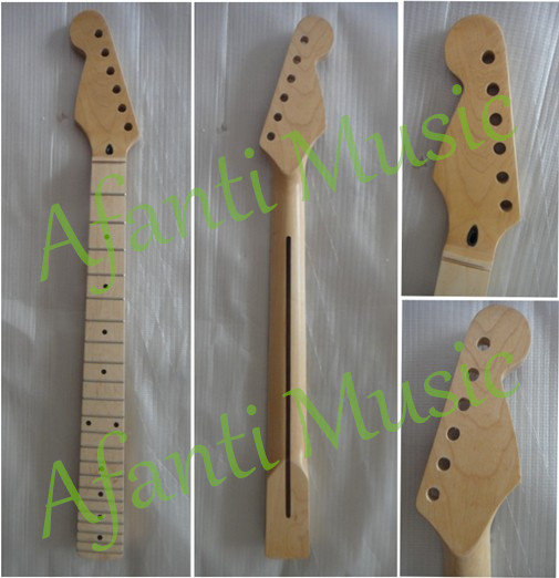 Electric Guitar Replacement Neck