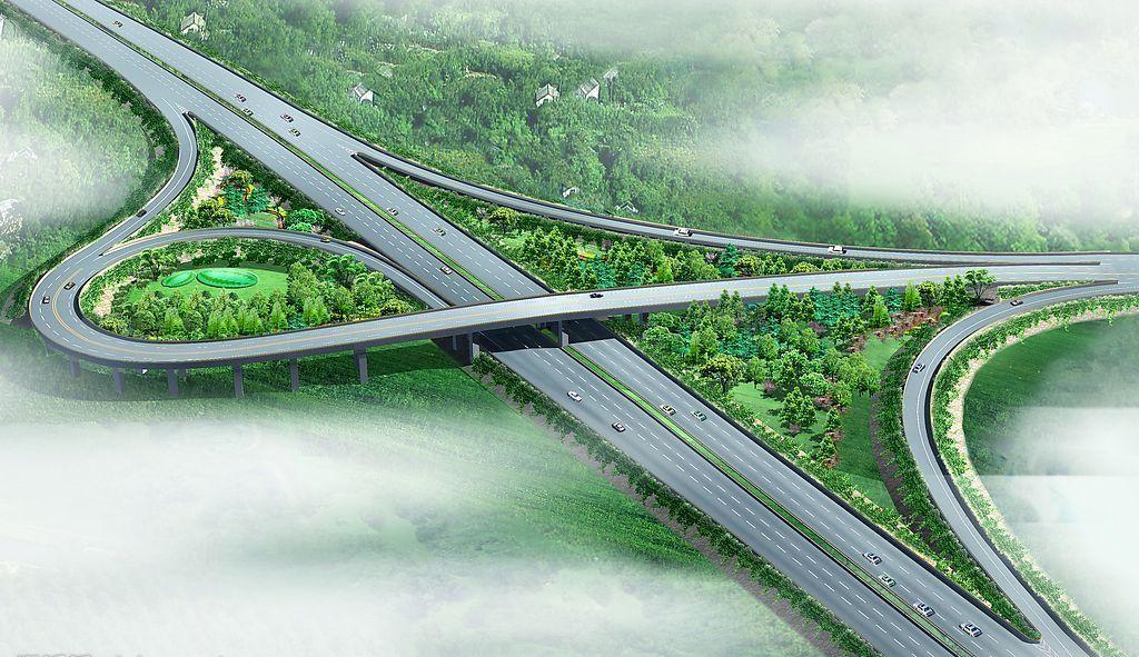 Hangjinqu Express Way