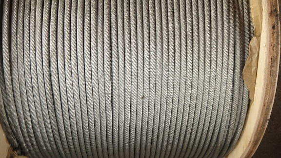 STEEL WIRE ROPE 36X7+FC