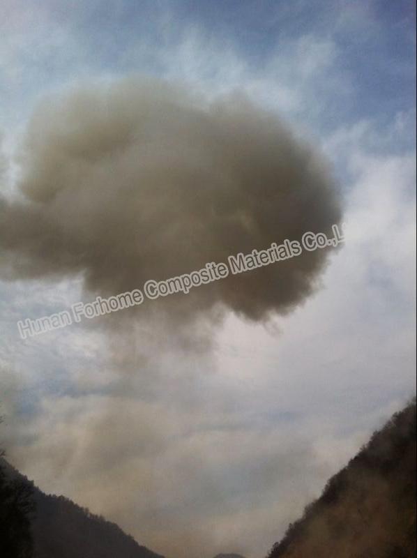 Forhome blast site