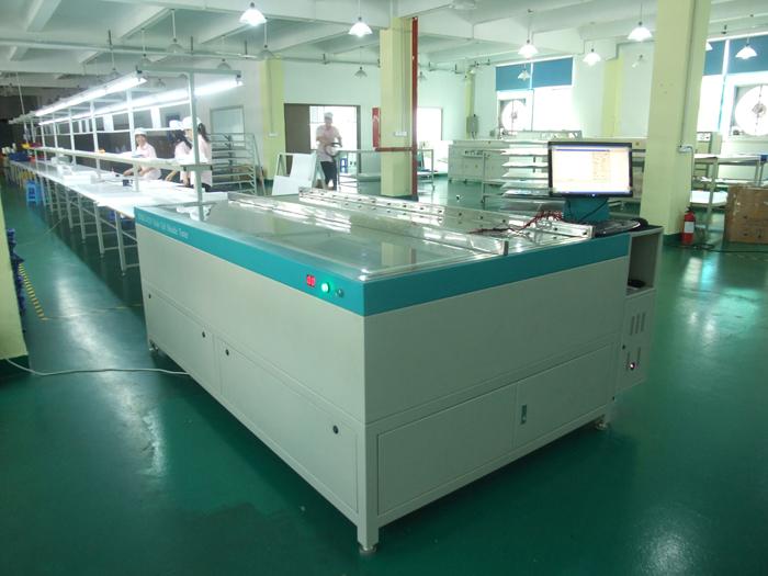 Solar Module Flash Tester